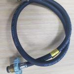 Dây đuôi heo cao áp cho đường hơi – High pressure hose for vapor line