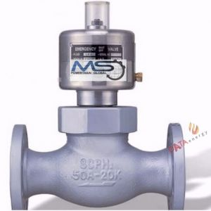 PNEUMATIC SHUTDOWN VALVE – MS – KOREA
